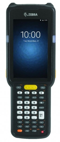 MC3300 Standard 2D Imager, WLAN, BT, 38 Key, Android