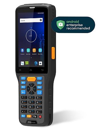 N7 Cachalot Pro Mobilcomputer mit Tastatur, Android 10