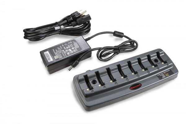 Honeywell Batterieladestation 8-Fach, passend für 8670, 8650, 1602g