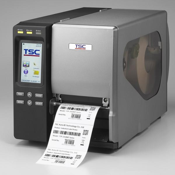 TSC TTP-2410MT Industrie Etikettendrucker 203DPI