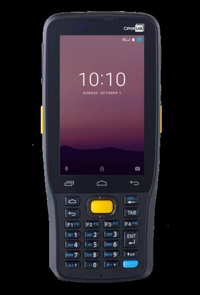 CipherLab RK-25 2D Medium Range Imager, USB Kit mit Snap-on USB Kabel, Netzteil
