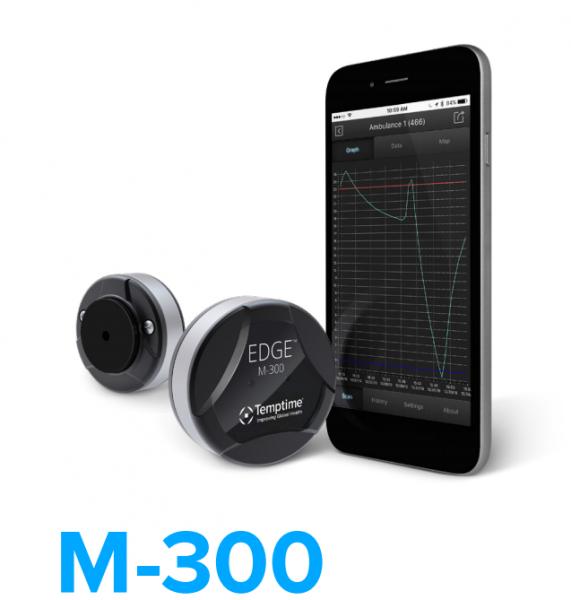 Zebra M-300 Elektronischer Temperatursensor TT-30-M300-2