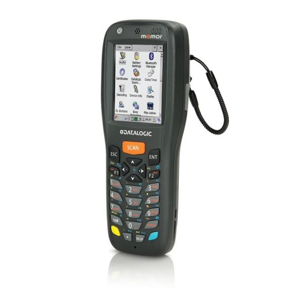 Memor X3, WLAN, mobiler Barcodescanner
