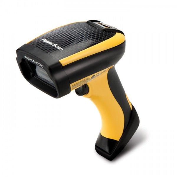 Datalogic Powerscan PM9300 Laserscanner- USB Kit Standard Range, 4-Key Display