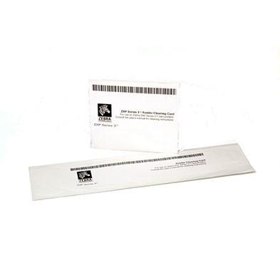 Zebra 2 Reinigungskarten passend für: ZC100, ZC300