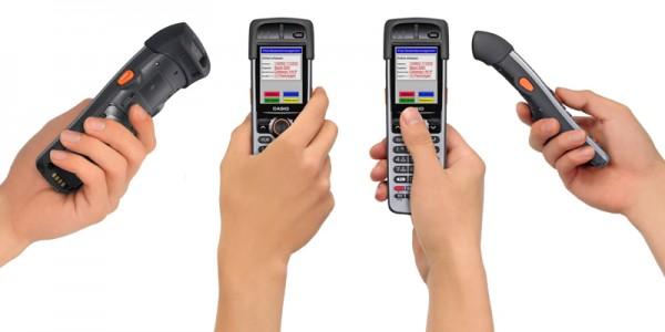 DT-X100 10E / 20E Barcodescanner