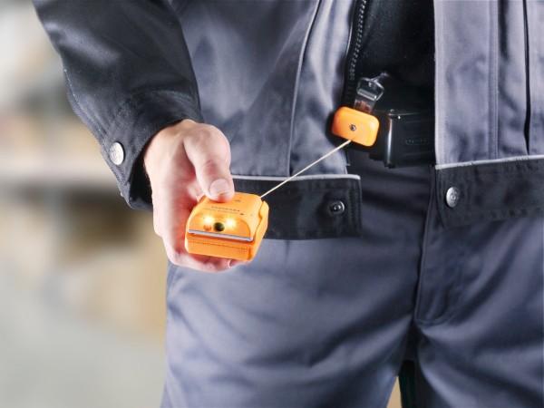 Mark 2 - ProGlove Basic Kit mit Reel- die bessere Alternative zum Ringscanner
