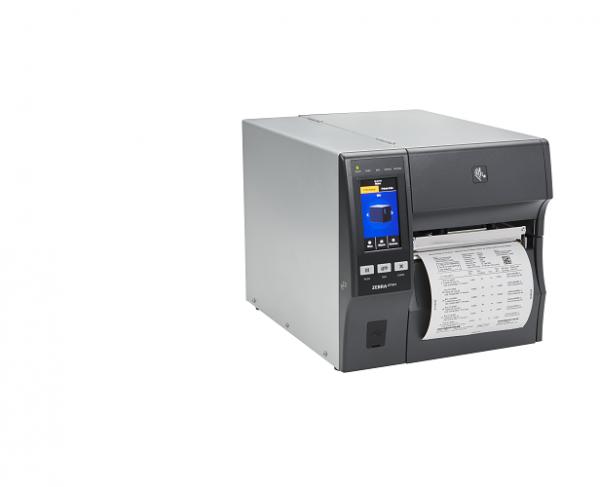 Zebra ZT421 RFID Thermotransfer Etikettendrucker 300dpi Disp. ZT42163-T0E00C0Z