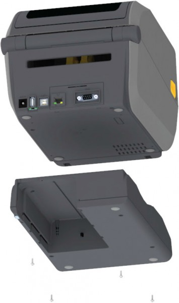 Zebra Akku-Basis für ZD420c/ZD420t/ZD620t P1080383-600