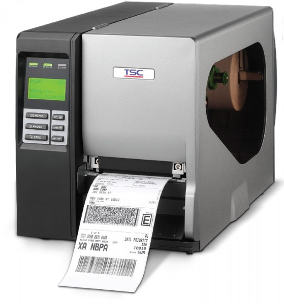 TSC TTP-246M Pro Industrie Etikettendrucker 203DPI