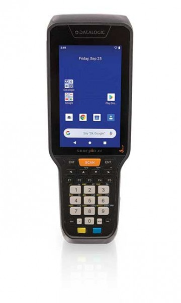 "Skorpio X5, WLAn 4,3 "" Display, 28-Key Num Android 10"