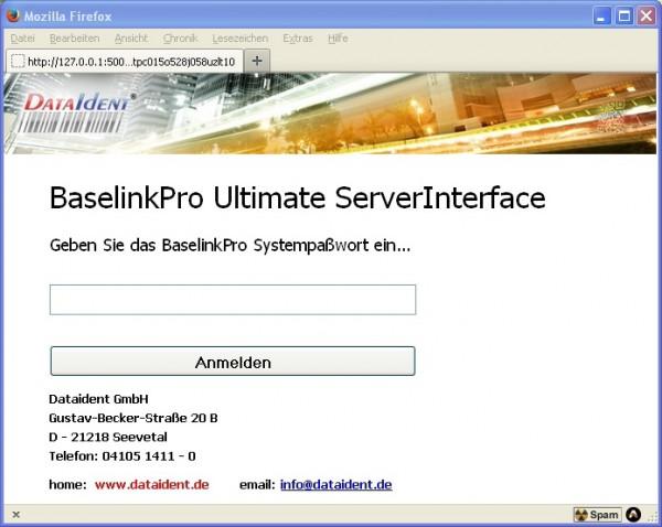 BaseLink PRO Ultimate 4 - Datenübertragungsdienst