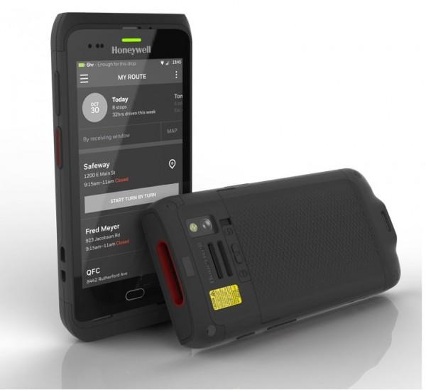 Honeywell CT40 2D SR BT WLAN NFC Android 8.1