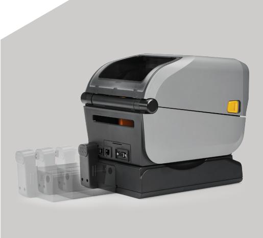 Zebra Akku passend für: ZD410, ZD420, ZD620 P1080383-603