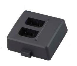 Casio IT-9000 Ladegerät für 2 Lithium-Ion Akkus, 3-fach kaskadierbar