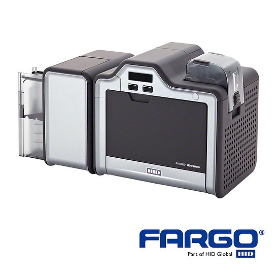 HID FARGO HDP5000 1-seitig USB Eth 89600