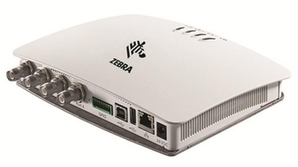 Zebra FX7500 RFID Lesegerät mit 2 Antennen Ports, USB und Ethernet