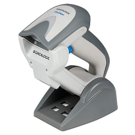 Datalogic Gryphon GM4130 kabelloser Handscanner, 1D USB Kit, weiß