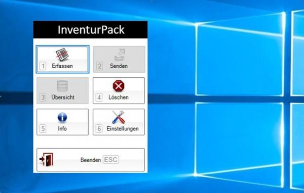 InventPack - mobile Inventursoftware
