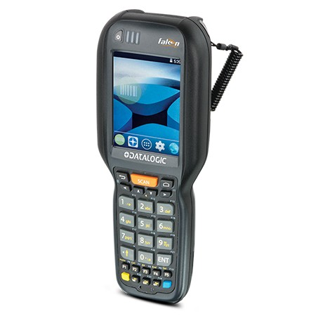 Falcon X4 Mobiles Terminal, 1D Scanner, NUM- 29-Key, WEC7