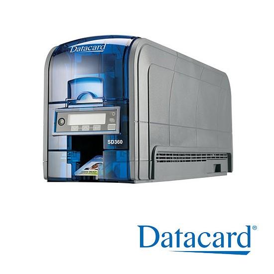 Entrust Datacard SD360 Kartendrucker DUO USB ETH 506339-001