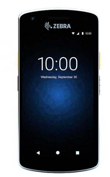 EC55 Mobile Enterprice Computer, WLAN/Mobilfunk, Android, 1D/2D Codes, Kamera