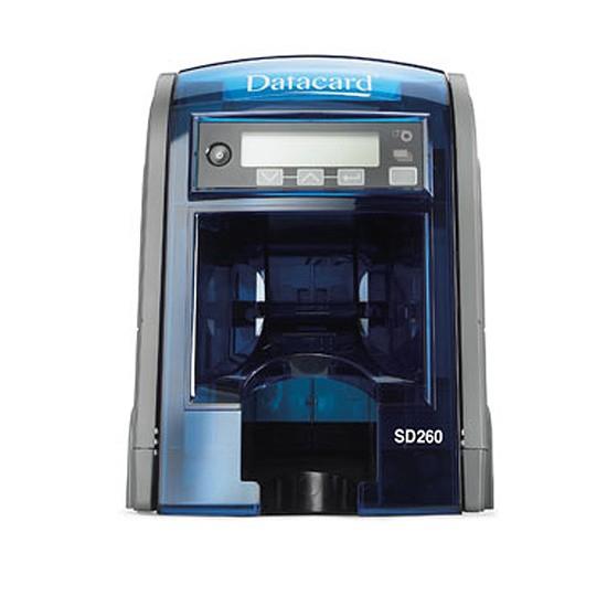 Entrust Datacard SD260 Kartendrucker USB ETH 535500-002