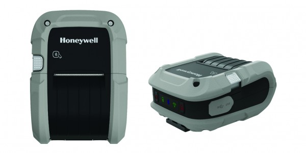 Honeywell RP4 BT Mobiler Etikettendrucker 203DPI