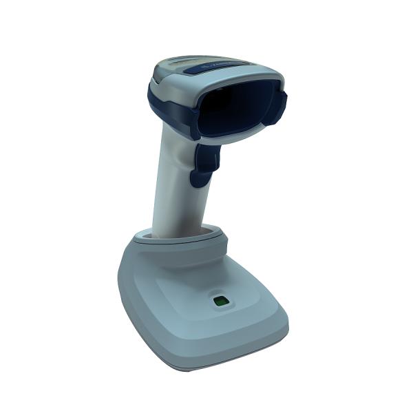 Zebra DS2278 USB Kit, Bluetooth Scanner, Healthcare, 1D, 2D-Imager, USB Kabel, Lade-/Übertragungs