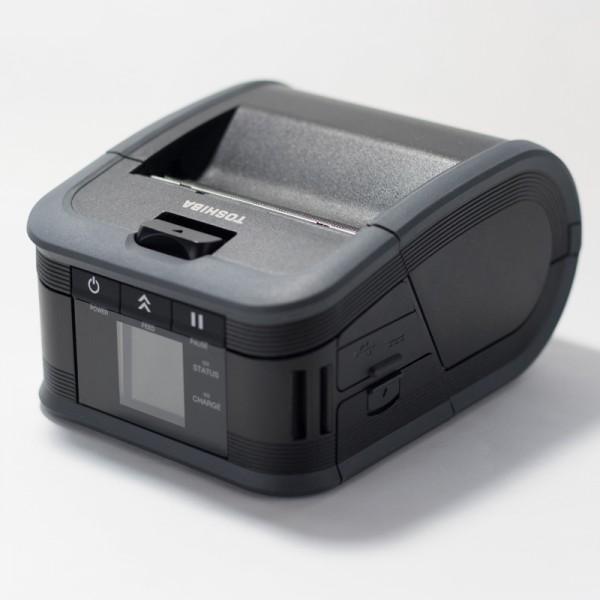 Toshiba B-FP3D mobiler Etikettendrucker 203DPI, USB, Bluetooth