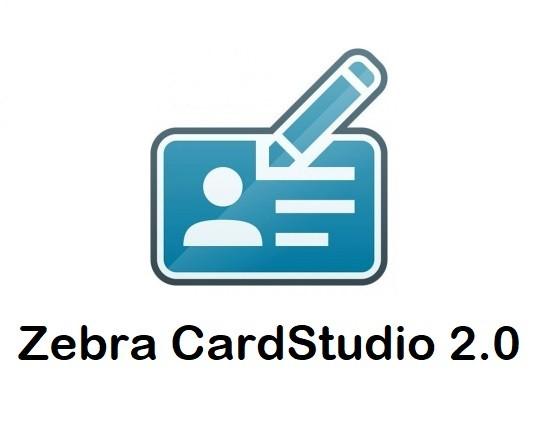 Zebra CardStudio 2.0 Classic CSR2C-SW00-L oder CSR2C-SW00-E