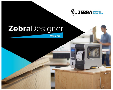 ZebraDesigner Professional 3 - 1 Lizenz 1PC - Windows